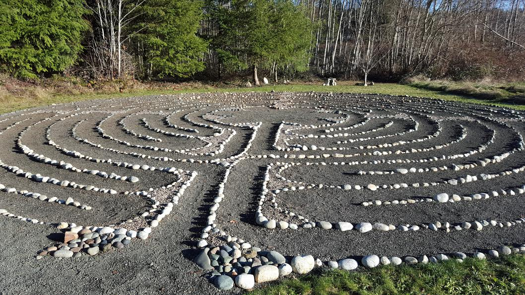 Public Labyrinths of Kitsap County