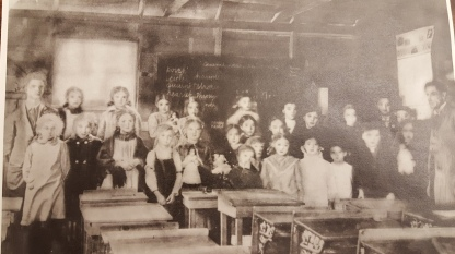 Inside Keyport School