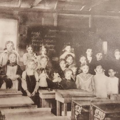 Inside Keyport School