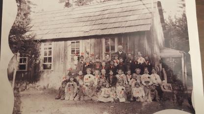 First Keyport School