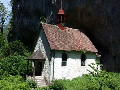 Church in Solothurn