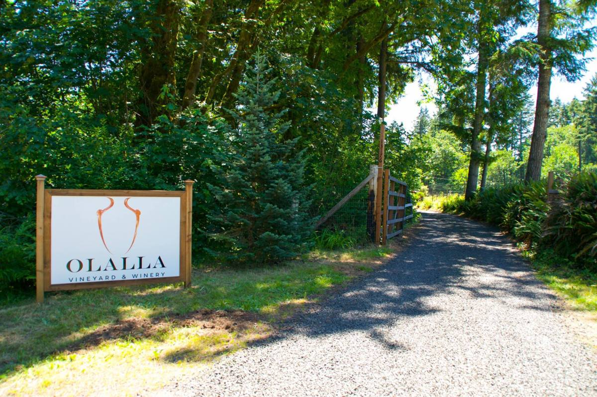 Olalla's Winery and Vineyard
