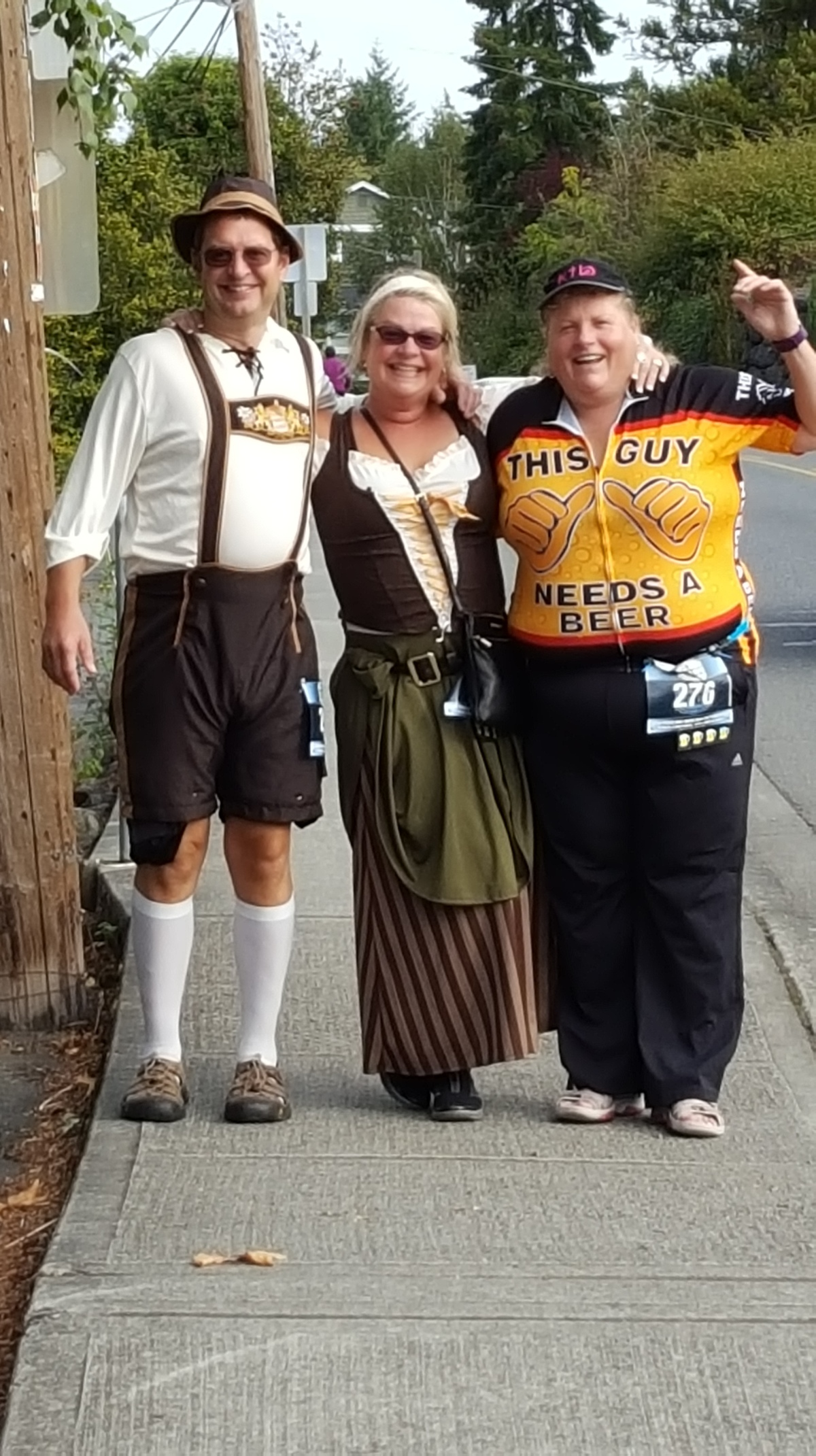 Poulsbo Oktoberfest Beer Run