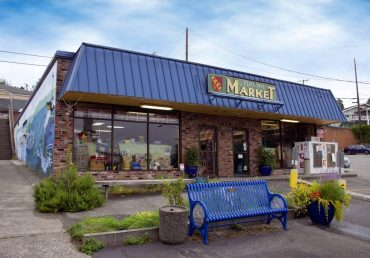 Poulsbo's International Boutique Grocery Store
