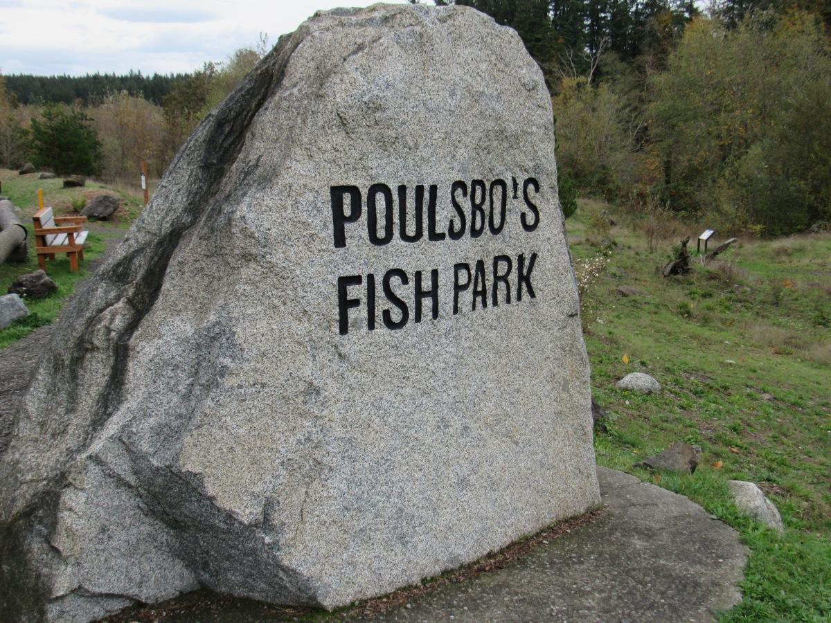 Poulsbo's Fish Park SansFish